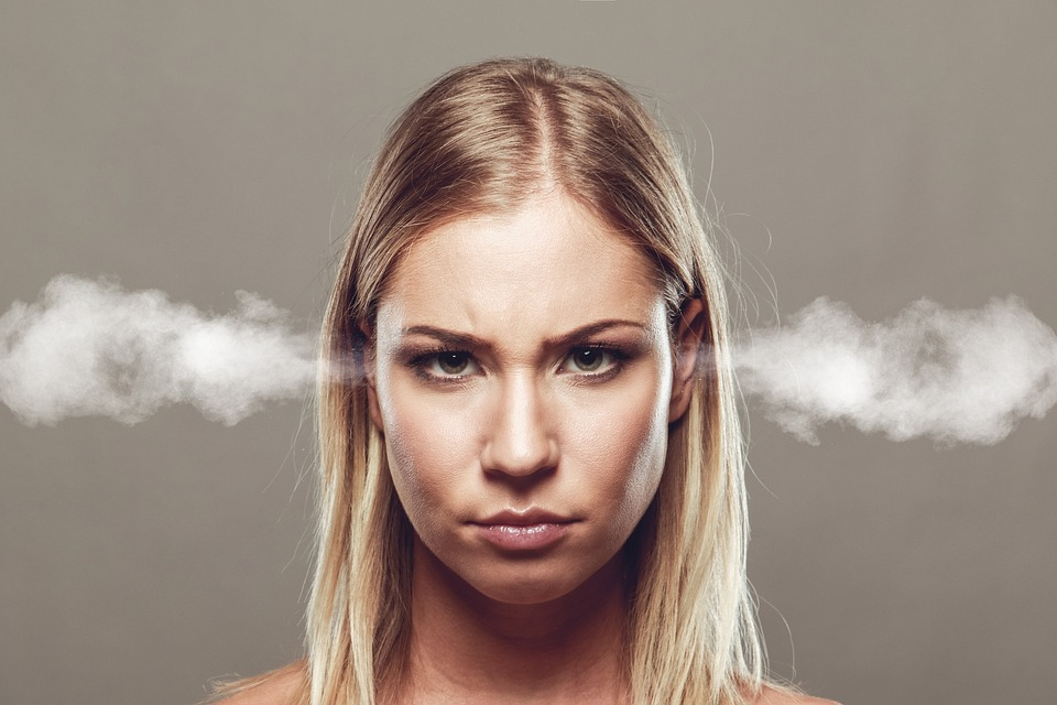 What is the number one cause of anger as a parent?
